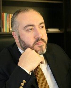 Temur Iakobashvili - Image: T Yakobashvili photo