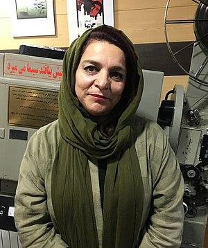 Tahmineh Milani - Image: Tahmineh Milani in Zanjan by Mardetanha (4) (cropped)