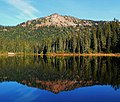 Tahtlum Peak refected in Dewey Lake.jpg