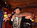 "Takeshi Yamada ""prehistoric giant horseshoe crab"".jpg"