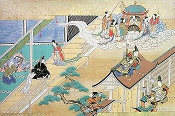 Taketori Monogatari (竹取物語, The Tale of the Bam...