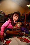 Tales for tails, exceptional family members read for exceptional pooches 130213-M-OB827-006.jpg