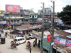 Market in Tangail