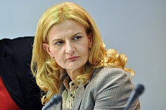 Accession of Serbia to the European Union - Tanja Miščević, chief negotiator with the EU