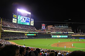 Image illustrative de l'article Saison 2011 des Twins du Minnesota