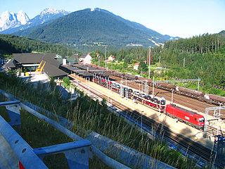Tarvisio Boscoverde railway station