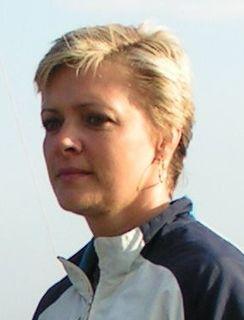 Taťána Kocembová Czech athlete