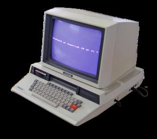 Tatung Einstein 8-bit personal computer