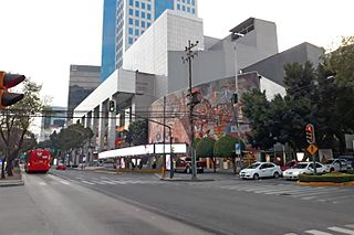 Neighborhood of Mexico City in Benito Juárez