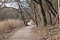 Teltowkanal promenade in Kleinmachnow 2021-02-24 01.jpg