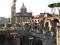 Temple of Venus Genetrix, Santi Luca e Martina-Forum Iulium-Rome.jpg