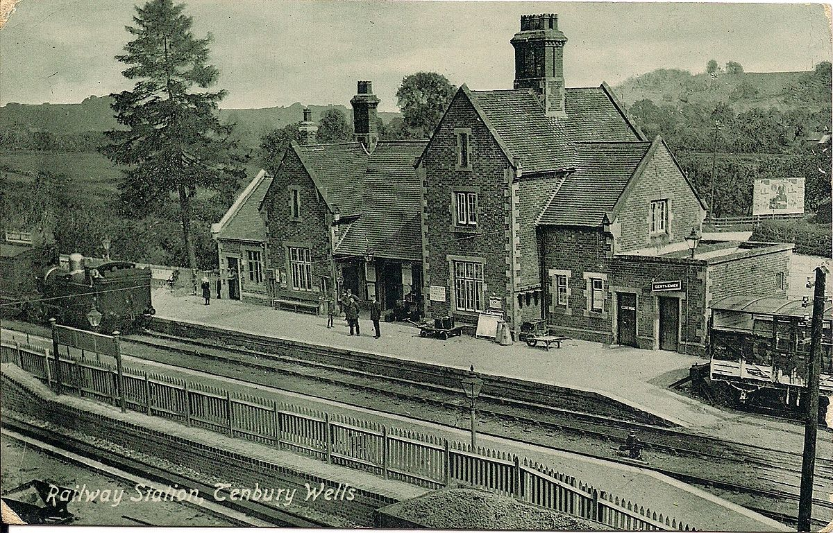 tenbury wells railway station
