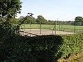 Tennis court in field on Kentstreet Lane - geograph.org.uk - 252780.jpg