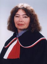 Teresa Dębowska-Romanowska - judge of Constitutional Tribunal of Poland.jpg