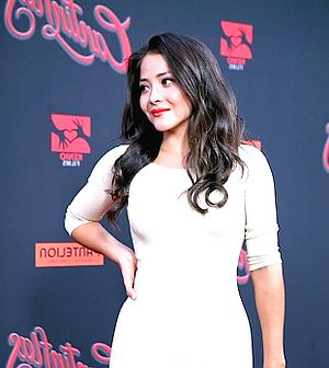 Teresa Ruiz (actress) - Ruiz at the Cantinflas Premiere at the Chinese Theater in Los Angeles, CA