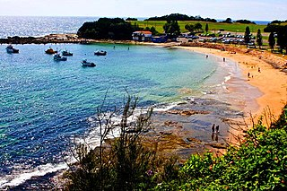 Terrigal, New South Wales Suburb of Central Coast, New South Wales, Australia