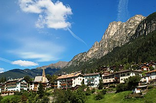 Tesero Comune in Trentino-Alto Adige/Südtirol, Italy