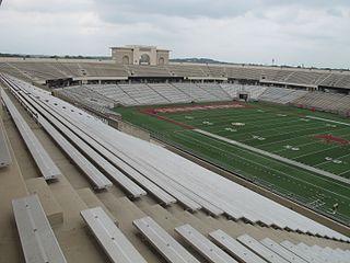 Bobcat Stadium (Texas State) football stadium at Texas State University, San Marcos