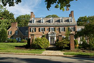 National Register of Historic Places listings in Essex County, New Jersey - Image: The Anchorage, Montclair, New Jersey