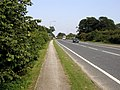 The Approach to White Cross - geograph.org.uk - 238078.jpg