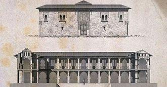 Medicine in the medieval Islamic world - The Bimaristan of Granada