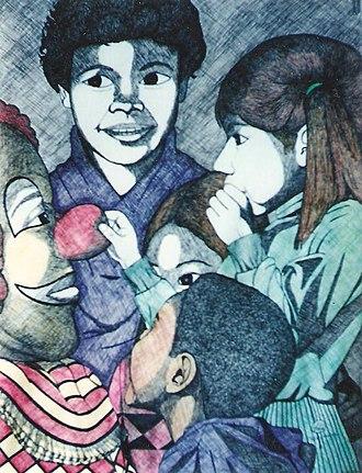 Larry D. Alexander - Image: The Artwork of Larry D. Alexander 005