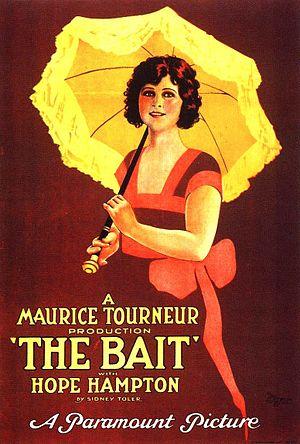 The Bait (1921 film) - Film poster