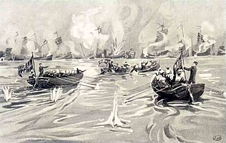 Battle of Fatshan Creek - Image: The Battle of Fatshan Creek