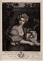 The Cumaean sibyl. Engraving by G. Folo after D. Zampieri, i Wellcome V0035901.jpg