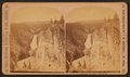 The Great Falls of the Yellowstone, by Ingersoll, T. W. (Truman Ward), 1862-1922.png