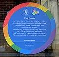 The Grove Rainbow Plaque.jpg
