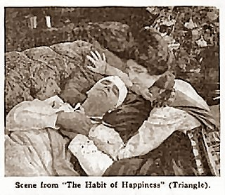 <i>The Habit of Happiness</i> 1916 film by Allan Dwan
