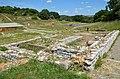The Italic temple, Rusellae, Etruria, Italy (30227155778).jpg