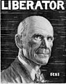 The Liberator, May 1919, cover- Eugene Debs.jpg