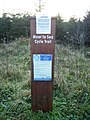 The Moor to Sea Cycle Trail traverses Dalby Forest - geograph.org.uk - 290440.jpg