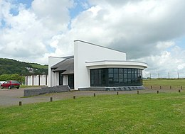 The Museum of Speed, Pendine - Pentywyn - geograph.org.uk - 942867.jpg