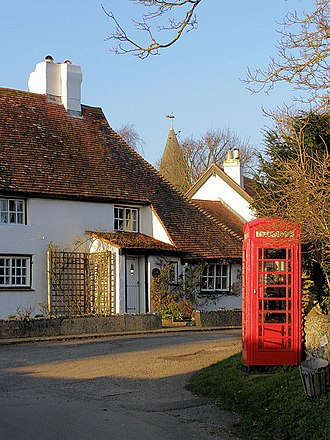 Piddinghoe - Image: The Old Post Office, Piddinghoe geograph.org.uk 1095665