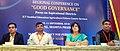 The Panelists Shri Kundan Kumar, DM Banka, Bihar; Shri Saurabh Kumar, DM Dantewada, Chhattisgarh; Smt. Dipti Gaur Mukharji, PS, School Education Dept., Govt. of Madhya Pradesh and Dr. Vijay Vyas, Director, Moinee Foundation.JPG