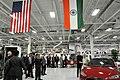 The Prime Minister, Shri Narendra Modi with the CEO of Tesla Motors, Mr. Elon Musk, in San Jose, California on September 26, 2015.jpg