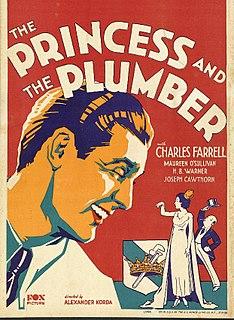 <i>The Princess and the Plumber</i> 1930 film