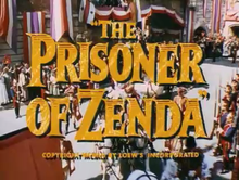 alt=Description de l'image The Prisoner of Zenda (1952 film).png.