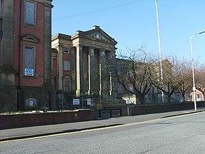 Edward Banks (architect) - The Royal Hospital, Wolverhampton