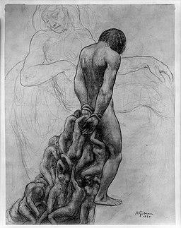 The Slave by Kahlil Gibran