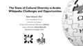 The State of Cultural Diversity in Arabic Wikipedia 2019.pdf
