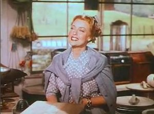 Jeanette MacDonald - From the trailer for The Sun Comes Up (1949)