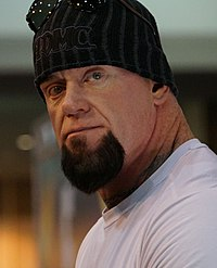 Mark William Calaway (The Undertaker) im April 2014.