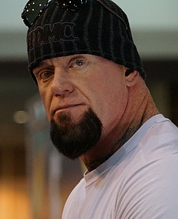 The Undertaker American professional wrestler