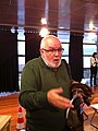 The Value of FreeKnowledge-Wikipedia Workshop and debate at CCCB (83).JPG
