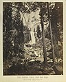 The Vernal Fall by Charles L Weed, 1864.jpg