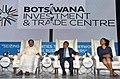 The Vice President, Shri M. Venkaiah Naidu at an event to inaugurate the Global Expo Botswana 2018, in Gaborone, Botswana.JPG